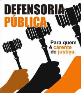 defensoria carente de justica