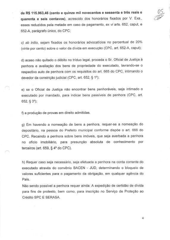 EXECUÇAO RAIMUNDO OLIVEIRA X PMIGM 04
